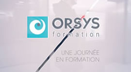video presentation centre orsys GENEVE