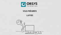 video Orsys - Formation POEI